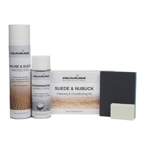 suede nubuck kit