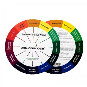 COLOUR-WHEEL «BIG – FARGEHJUL